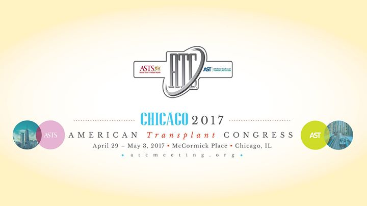 Banner from the ATC 2017 in Chicago