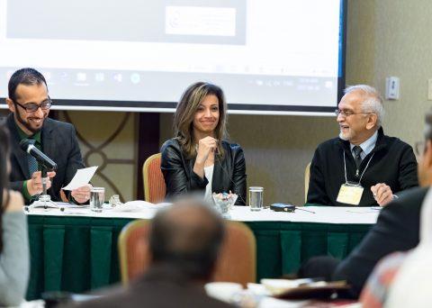 Speakers on the panel
