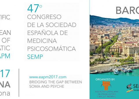Banner from the EAPM 2017 conference